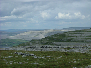 Walking in the Burren